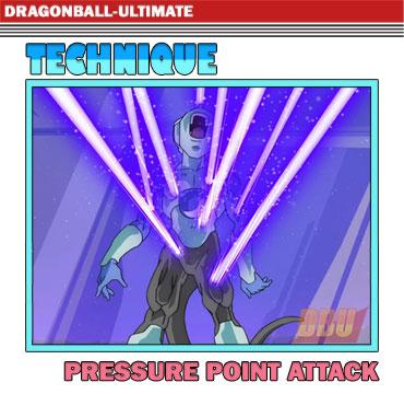 Pressure Point Attack