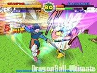 Gohan avec la Z-Sword dans Super DBZ