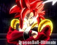 Super Gogeta dans Dragon Ball XenoVerse
