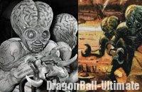 Les monstres qui ont peut-être inspirés les Saïbaïmen