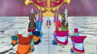 Les dieux se prosternent face à Zen'ō