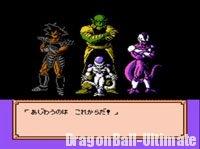 Les guerriers fantômes sur Famicom