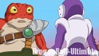 Jaco faisant face à Geppuman