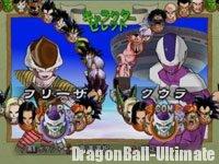 Kurīza et Coola dans Dragon Ball Z 2 V