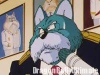 Le roi dans l'épisode 173 de Dragon Ball Z