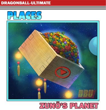 Planète de Zunō