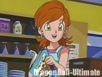 Aoï, dans la série animée Dr. Slump de 1997