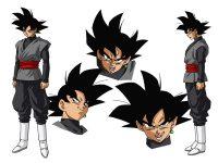 Character Design de Gokū Black