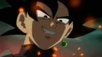 Black déclare qu'il va tuer Trunks du futur
