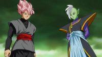 Gokū Black et Zamasu sont alliés