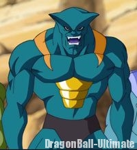 Greel, dans la série Dragon Ball Super