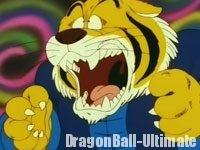 Tsukutsun s'est changé en tigre