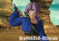 Trunks (Épée) dans Raging Blast 2