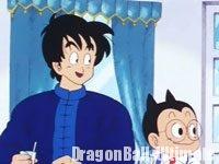 Tsukutsun dans la série Dragon Ball