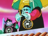Kaiō de l'Ouest ne comprend pas pourquoi son homologue panique tant
