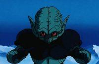 Un Bioman, dans le 2ème film DBZ