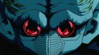 Le visage d'un Bioman surprend Gohan