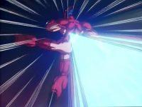 Le Final Flash de Vegeta contre Hatchihyack