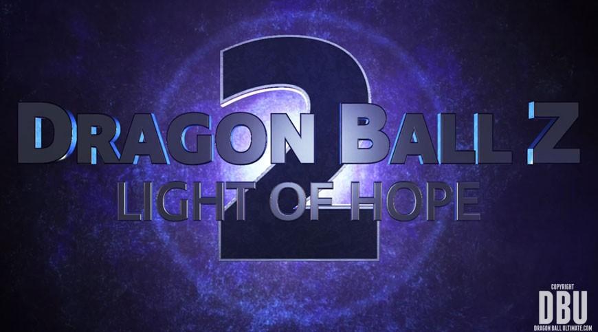 Dragon Ball Z Light of Hope 2