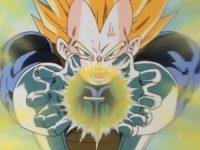 Le Final Flash dans l'anime