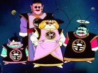 Les quatre Kaiōs de l'Univers 7
