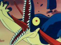 Le Ptéranodon vaincu par Gokū