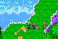 Le Monde des Kaiōshins dans Dragon Ball Z : Buu's Fury