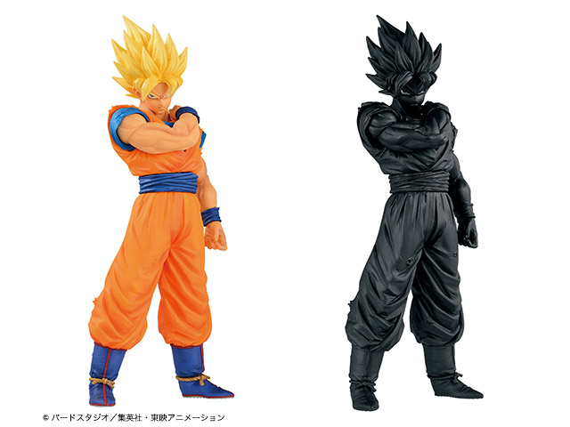 resolution-of-soldier-vol-1-super-saiyan-son-goku