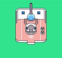 Une Machine dans Super Saiya Densetsu