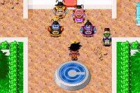 Les Kaiōs réunis dans DBZ : Buu's Fury
