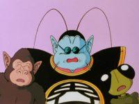 Les trois résidents de la planète Kaiō