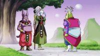 Le monde des Kaiōshins de l'Univers 6