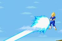Le Final Flash dans Super Butōden 2