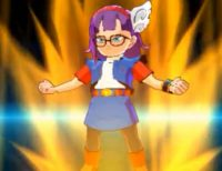 Aralé N°18 dans Dragon Ball Fusions