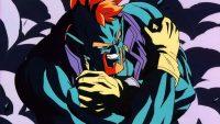 Bidō faisant face à Son Gohan Super Saiyan