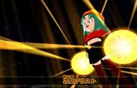 Le Maiden Blast de Brapan dans DB Fusions