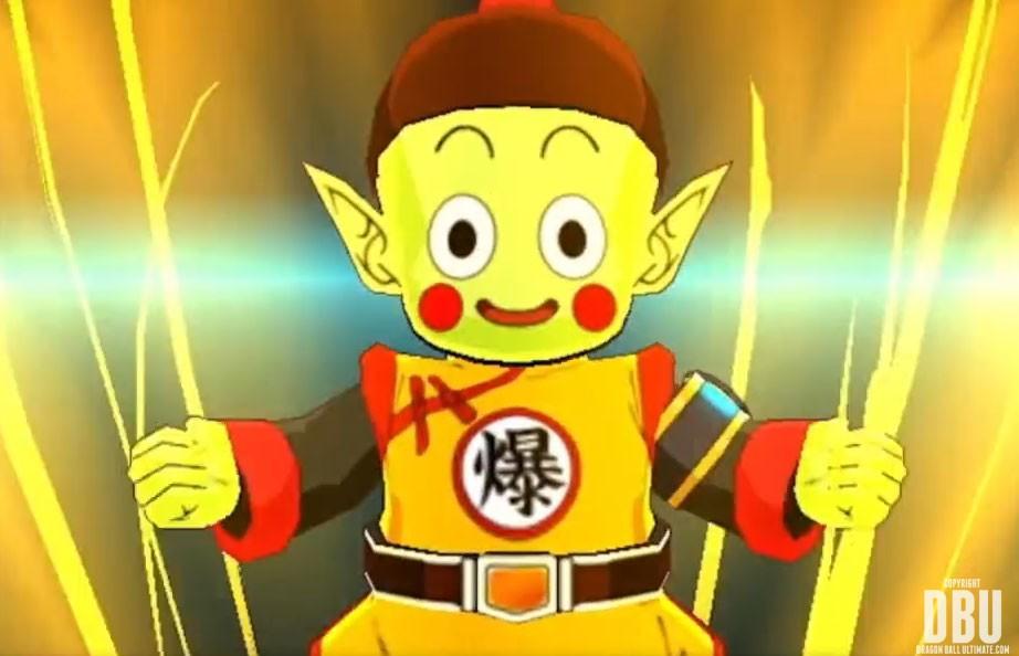 Chaoman dans Dragon Ball Fusions