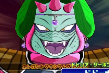 Dodorbon dans Dragon Ball Fusions