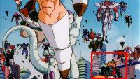 Le caméo de Gokua dans le 12ème film DBZ