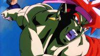 Gokua surpasse Trunks du futur après s'être transformé