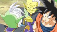 Gowasu empêche Zamasu de s'emporter