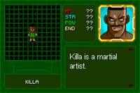 Killa dans DBZ : Buu's Fury