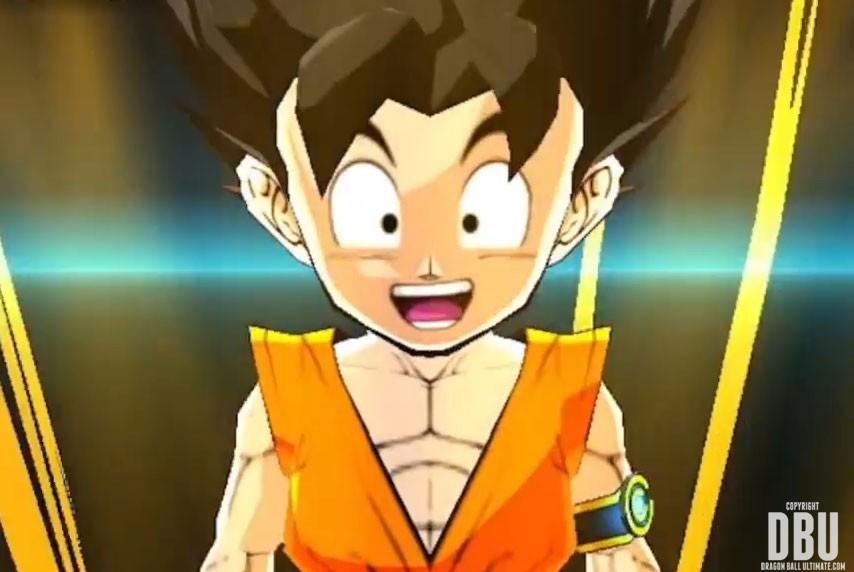 Kūhan dans Dragon Ball Fusions