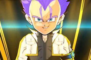 Vegenks dans Dragon Ball Fusions