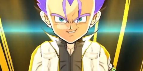 Vegenks dans Dragon Ball Fusions