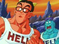Gozu reconnaît Gokū malgré sa transformation en Super Saiyan 3
