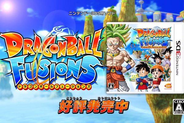 Dragon Ball Fusions Announcement