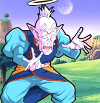 Le vieux Kaiōshin du futur dans Dragon Ball Z : Shin Budokai - Another Road
