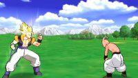Rudes combats contre Majin Boo du futur
