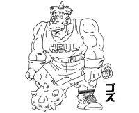 Character Design de Gozu